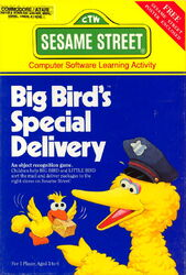Hi tech 1987 big bird's special delivery 1