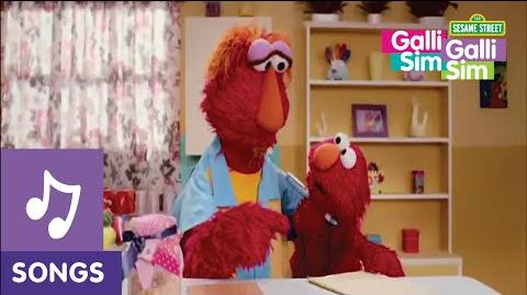 Happy Birthday Elmo - Galli Galli Sim Sim