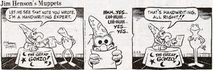 The Muppets comic strip 1982-02-22