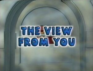 View from you