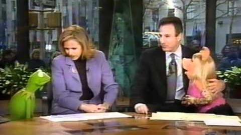 The Today Show 2002 Frank Oz Piggy