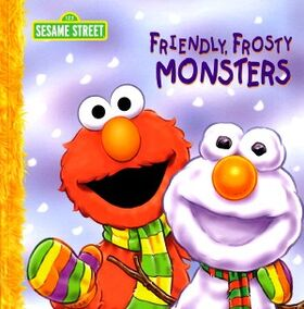 Friendlyfrostymonsters