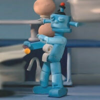 Robot-frankie