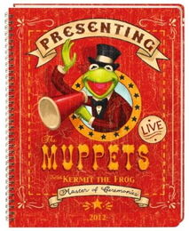 Heye 2012 muppet planner