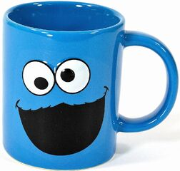 United labels 2015 mug cookie monster