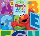 Elmo's ABC Lift-the-Flap