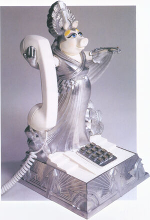 Piggytelephone