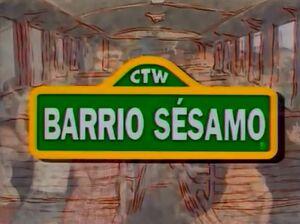 BarrioSesamo1996Title1