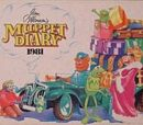Muppet Diary 1981