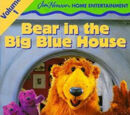 Bear in the Big Blue House Videography