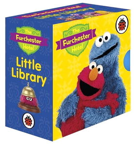 Furchester hotel little library