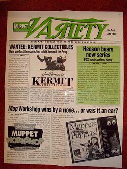 Muppetvariety
