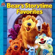 Book.Bear's Storytime Favorites