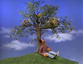 Me and My Apple Tree