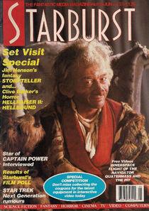 Starburst 118 June 1988