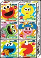 Sesame bubble gum 2