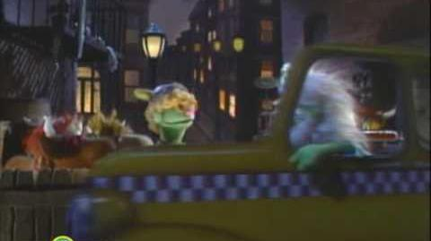 Sesame Street Danger's No Stranger