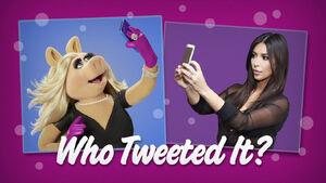 Kim Kardashian Who Tweeted It