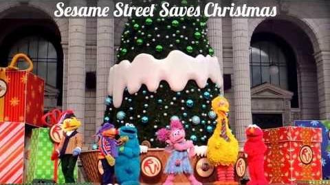 Sesame Street Saves Christmas at Universal Studios Singapore