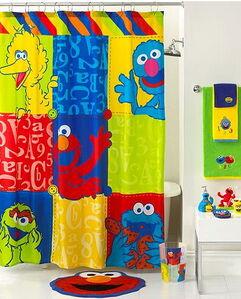 Jf shower curtain