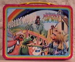 Muppetmovielunchbox