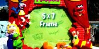 Muppet picture frames (FAB/Starpoint)