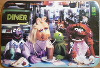 Placemat-diner