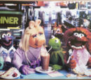 Muppet placemats (Igel)