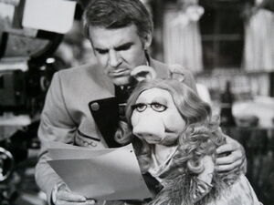 Muppet movie steve martin piggy