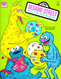 Sesame street word wheels 1