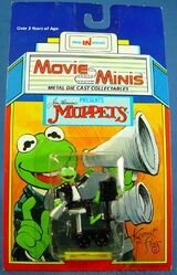 Movie minis 1988 kermit