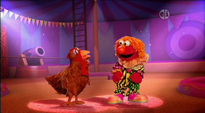 Elmo the Musical#circus