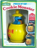 Press n go cookie jar