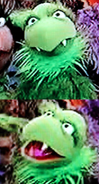Green Frackle MOPATOPS