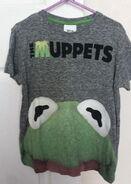 Next kermit shirt