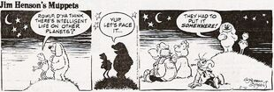 The Muppets comic strip 1982-02-10