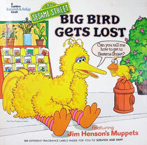 Big Bird Gets Lost (book)