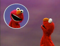 If Elmo Had Teeth