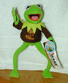 Kermit ups shirt