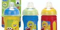 Sesame Street baby supplies (Baby King)