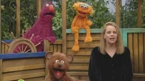 Sesame Street I'm Really Glad I'm Me