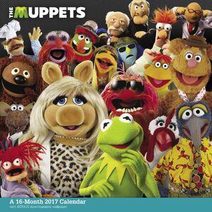 Muppets 2017 calendar 1