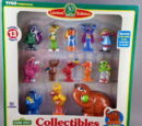 Sesame Street PVC figures (Tyco)