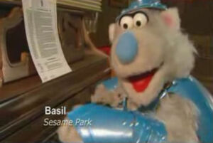 2007 Gemini Awards Basil