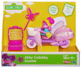 Abby scooter 2