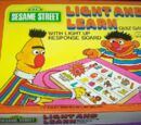 Sesame Street Light and Learn game