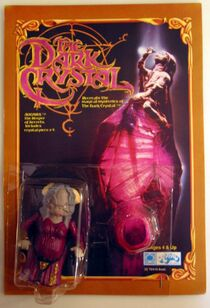 Dark Crystal Figures - Aughra