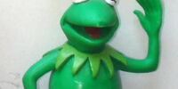 Muppet PVC figures (Comics Spain)
