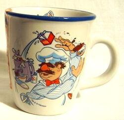 Schef igel tea cups 2