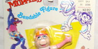 Muppet bendable figures